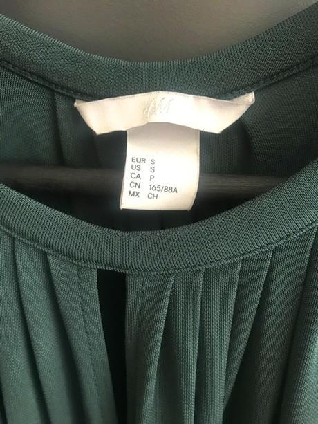 Top/blúzka značky H&M - Obrázok č. 3