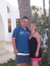 Tak to jsme my, naše první dovolená Tunisko 07