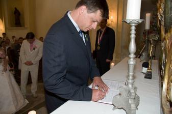 Podpis svědka