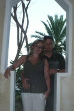 Svatební cesta - Tunisko