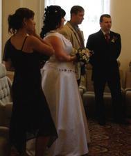 poslední instrukce před svatbou
