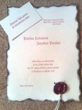 naše oznámení a pozvánka