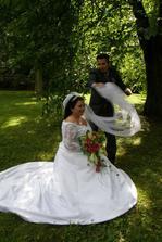 Aranžování nevěsty