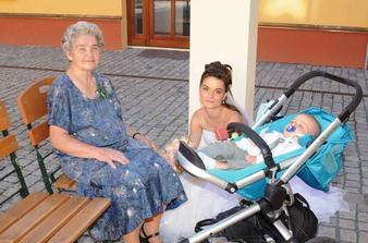 S mojí nejmilejší babičkou.... :-)