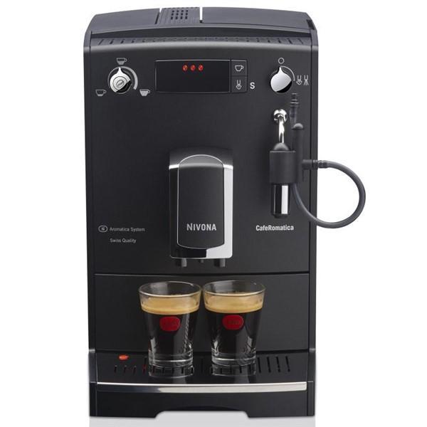 Máte někdo zkušenosti s automatickým kávovarem NIVONA? Máme Nespresso, káva nám chutná, ale právě kávovar v záruce po 5.reklamujeme a už nás to přestává bavit, tak uvažujeme o koupi automatu. V práci máme několik kávovarů Miele, Jura, Nivonu. Z té mi kafe chutná nejvíc. Líbí se nám i kávovary DeLonghi, ale nemám žádnou zkušenost, kafe jsem z něho nepila. Děkuji - Obrázek č. 1