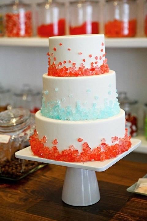 Aqua and coral palette - wedding - Obrázek č. 14
