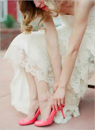 Aqua and coral palette - wedding - Obrázek č. 9