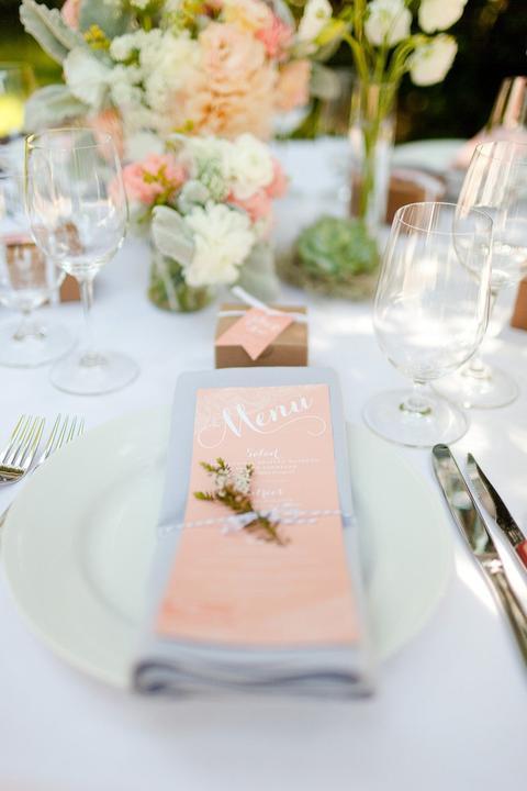 Aqua and coral palette - wedding - Obrázek č. 55