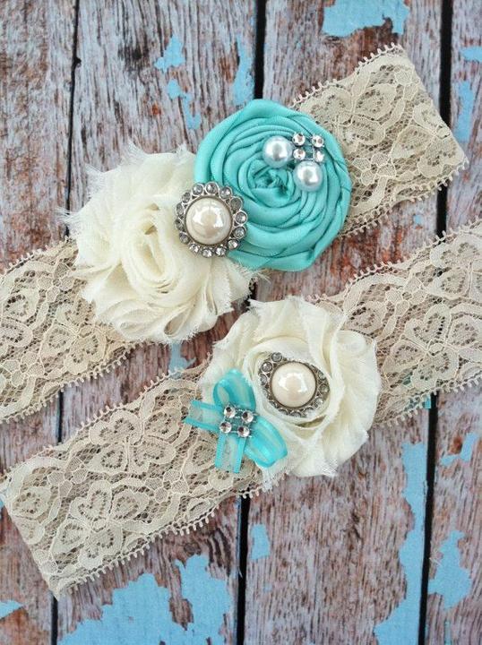 Aqua and coral palette - wedding - Obrázek č. 58
