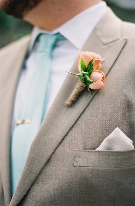 Aqua and coral palette - wedding - Obrázek č. 74