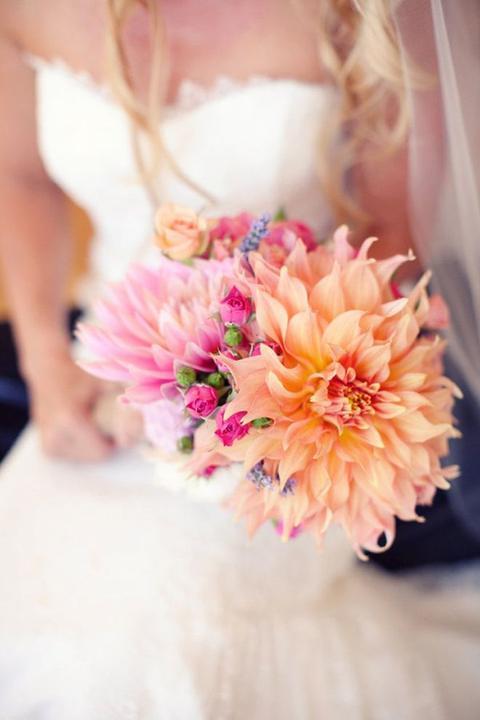 Aqua and coral palette - wedding - Obrázek č. 80