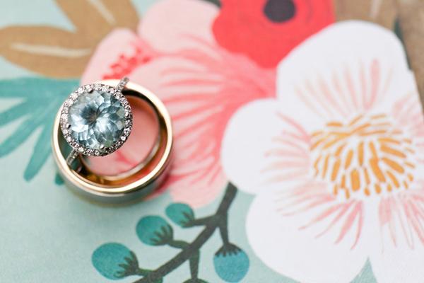 Aqua and coral palette - wedding - Obrázek č. 87
