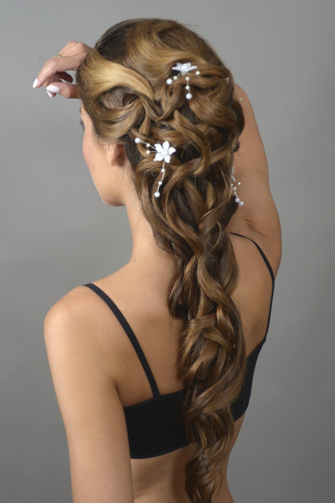janadufkova - Účes z dlouhých vlasů