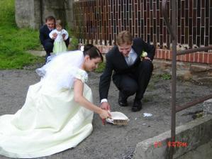 V penzionu pod Hlavaticí prý uklízejí jen svatby :-)