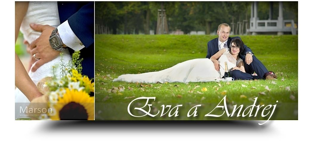 Eva & Andrej - Obrázek č. 1