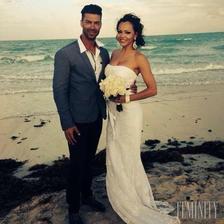 Misska Lucia Senášiová sa v roku 2014 vydala za svojho talianského frajera Simone Ruggeriho. Tajná svadba sa uskutočnila na pláži v Miami.