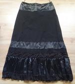 Úžasná spoločenská sukňa veľ.L, L