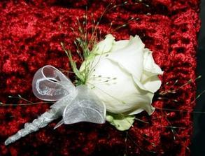 Kytička pro ženicha