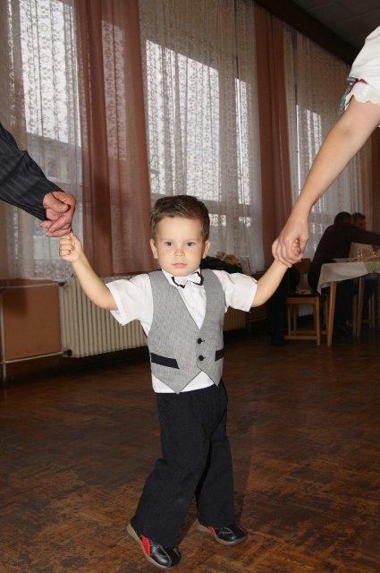 Zuzana{{_AND_}}Peter - môj úžasný synovček a najlepší tanečník Paťko...