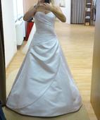 Svatební šaty 34/36, 36