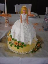 tak toto je naozaj klasická svadobná bábika :)