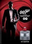 James Bond 007 Quantum toaletná voda,