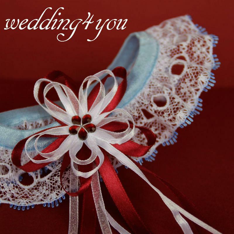 Bordó svatební sada - Obrázek č. 2