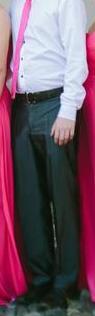 Pánske elegantné nohavice - Obrázok č. 4