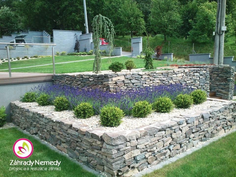 Moderná záhrada - Obrázok č. 1