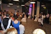 extra tanečný parket pre väčšie svadby