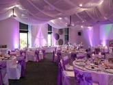 svadobný priestor - výzdoba