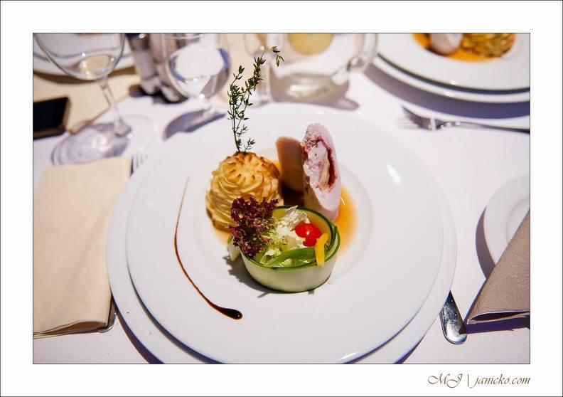 Sezóna svadieb 2016 je za dverami Hotela ROCA v Košiciach - kreatívne jedlá
