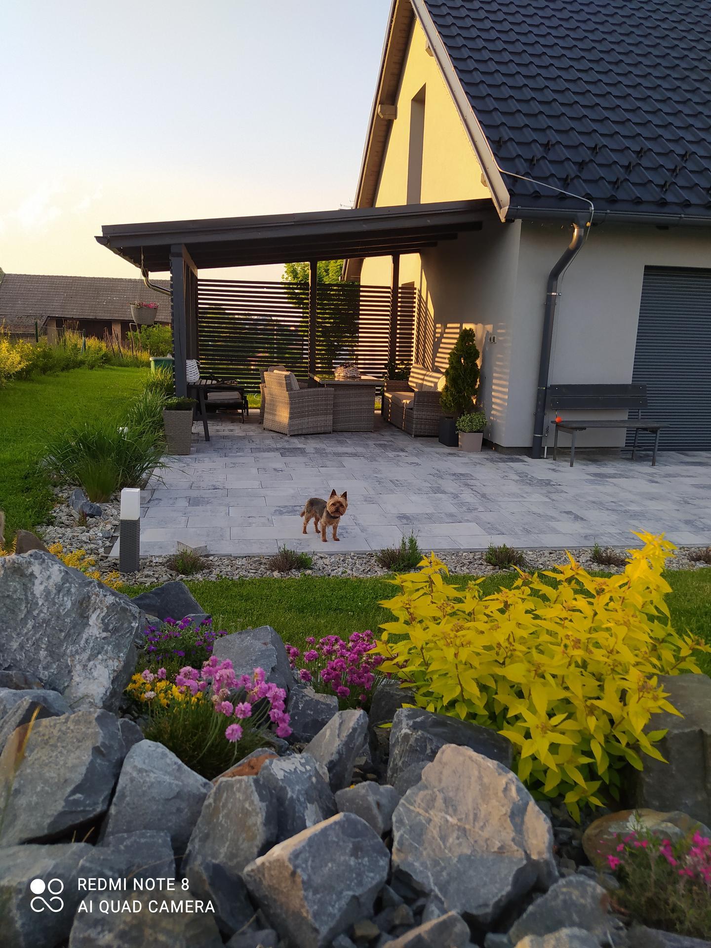 Zahrada a venkovní úpravy pokračujeme 2021 - Obrázek č. 14