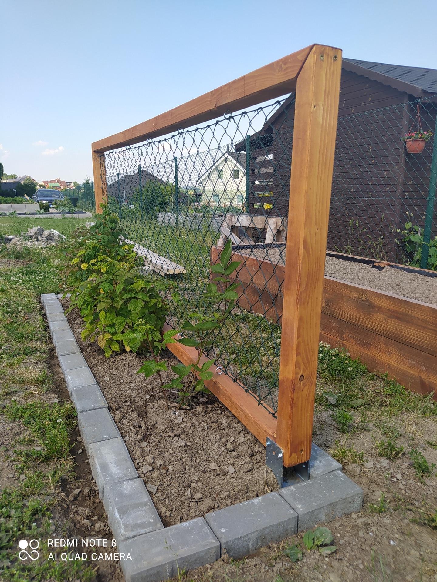 Zahrada a venkovní úpravy pokračujeme 2021 - Obrázek č. 6