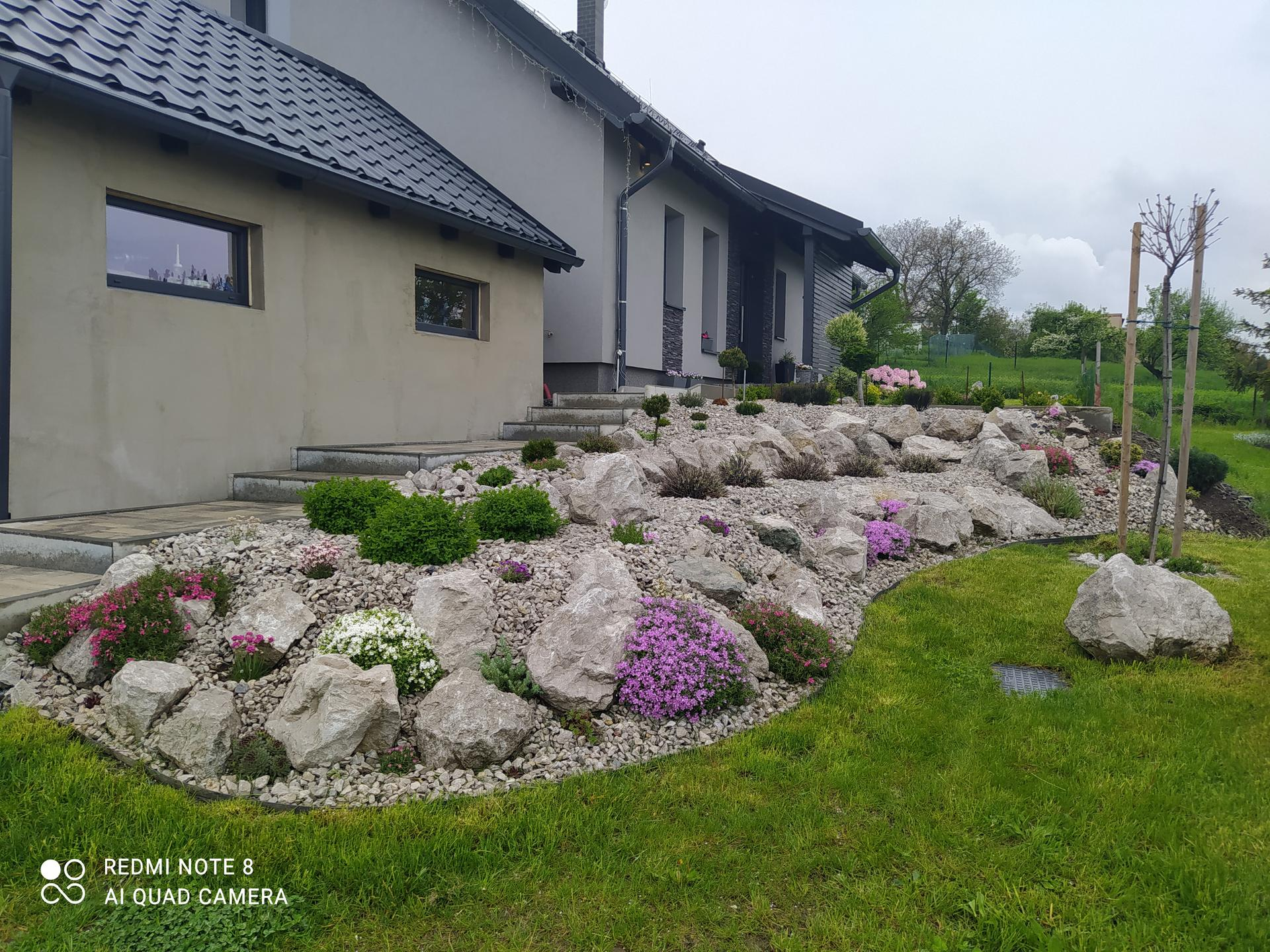 Zahrada a venkovní úpravy pokračujeme 2021 - Obrázek č. 27