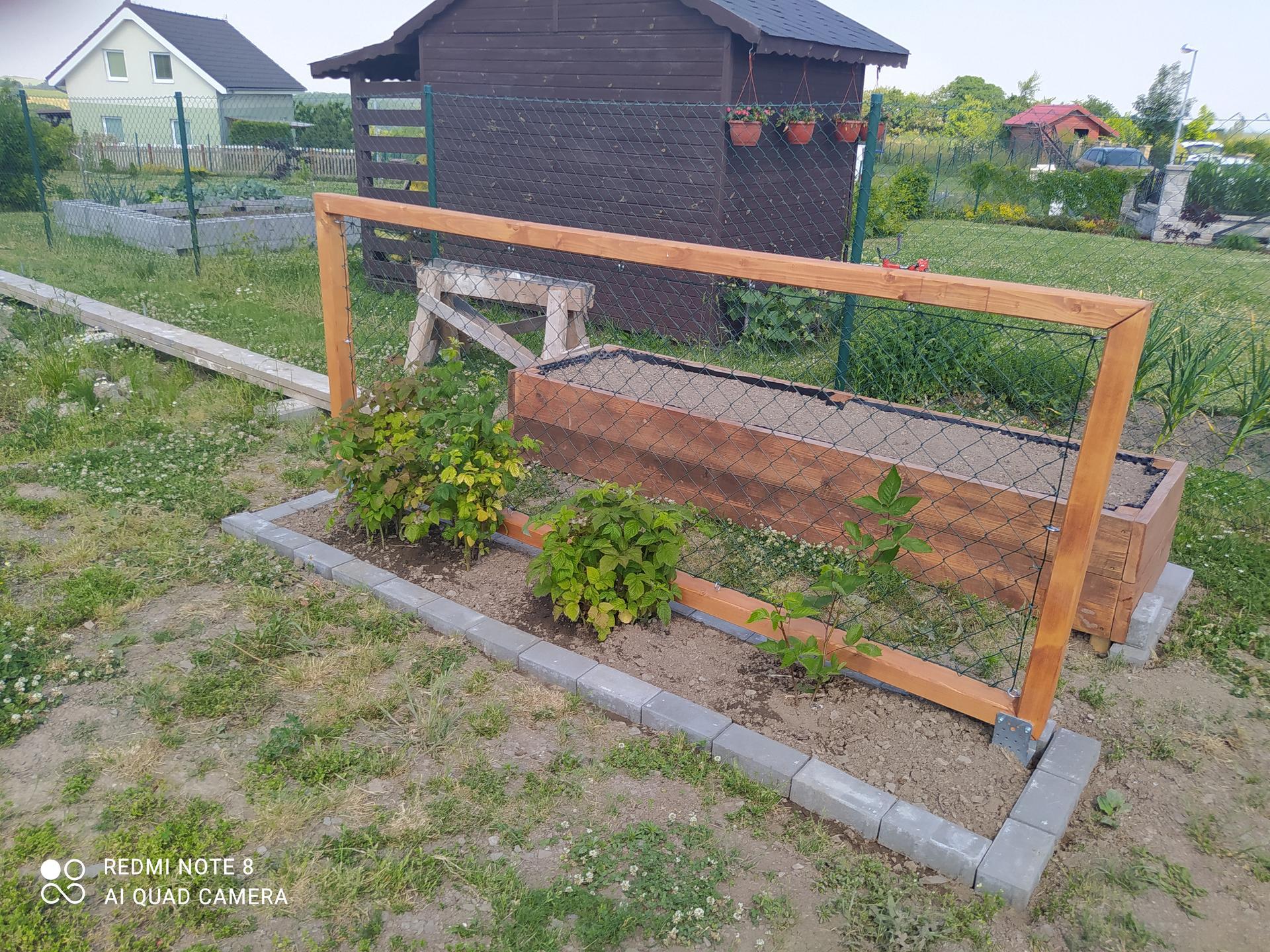 Zahrada a venkovní úpravy pokračujeme 2021 - Obrázek č. 9