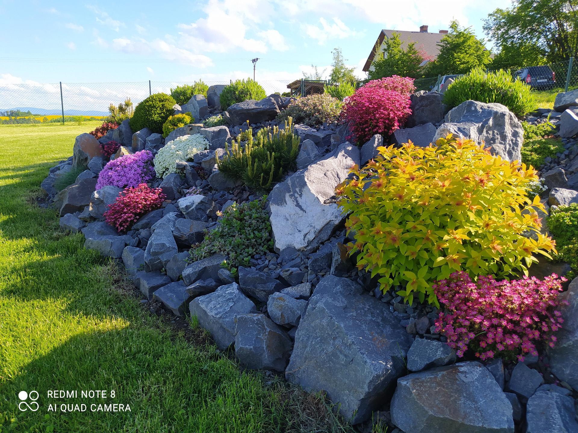 Zahrada a venkovní úpravy pokračujeme 2021 - Obrázek č. 20