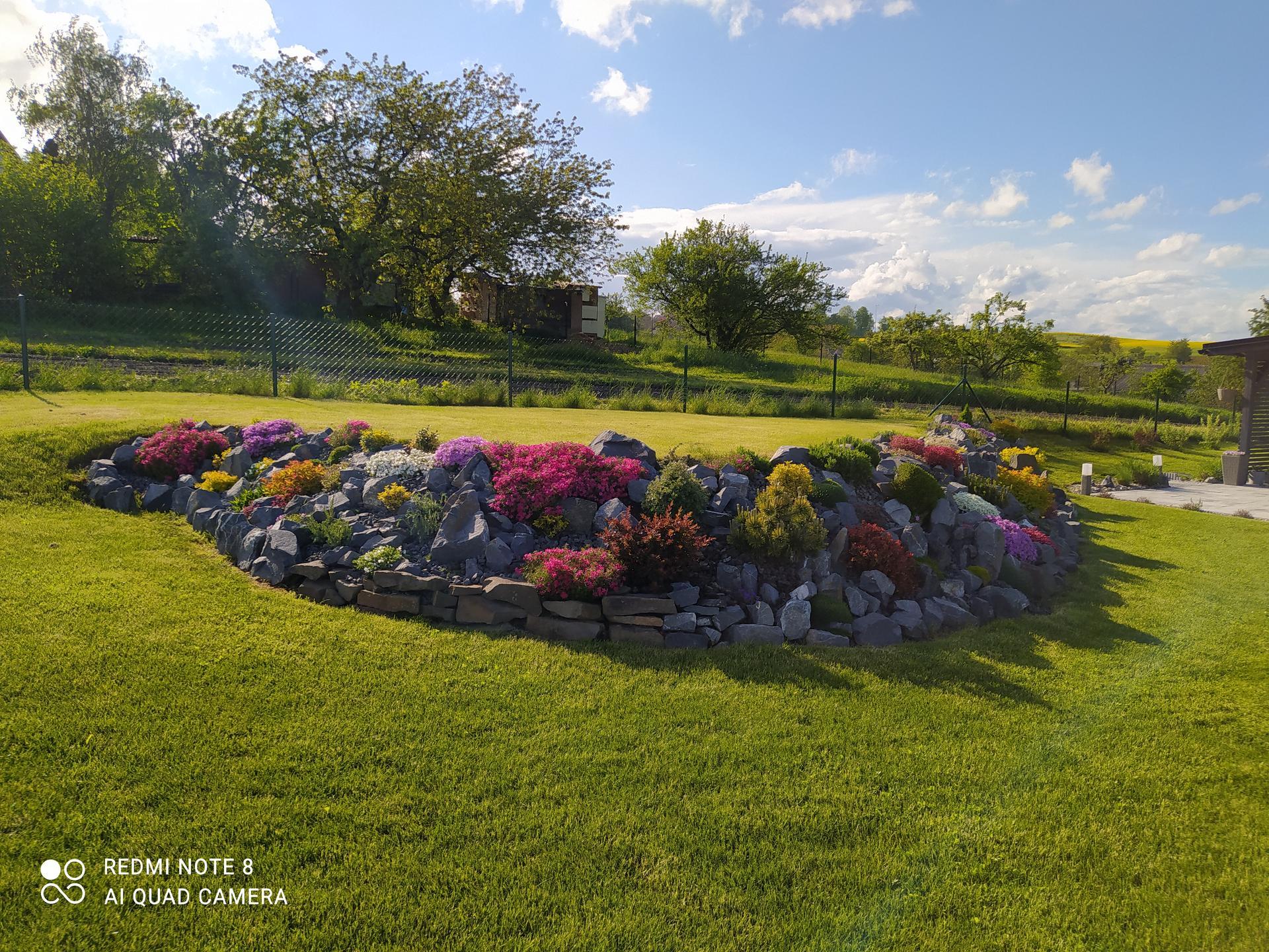 Zahrada a venkovní úpravy pokračujeme 2021 - Obrázek č. 10