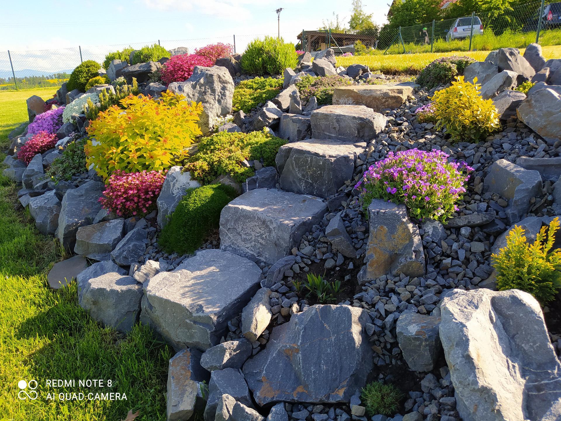Zahrada a venkovní úpravy pokračujeme 2021 - Obrázek č. 21