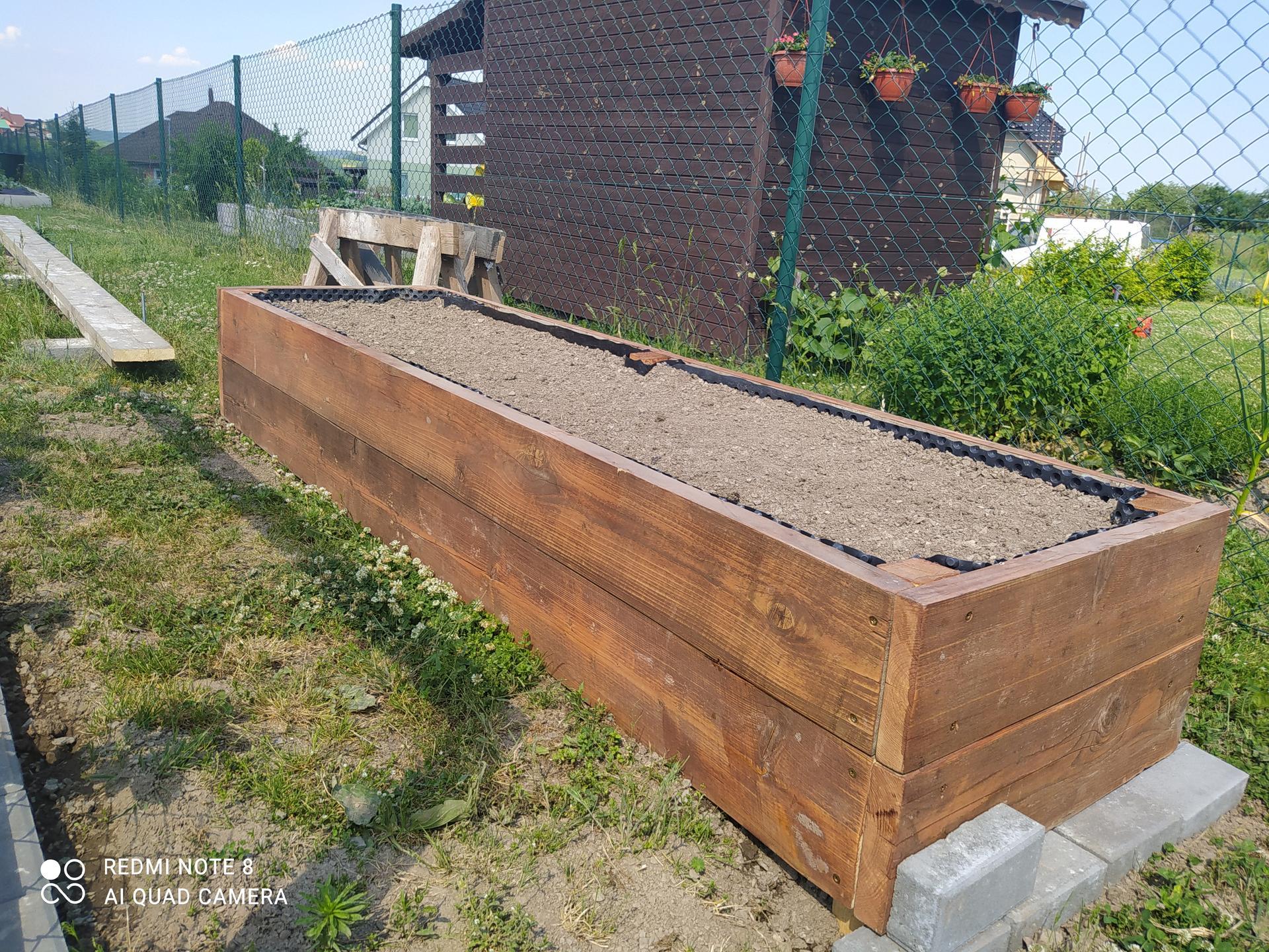 Zahrada a venkovní úpravy pokračujeme 2021 - Obrázek č. 7