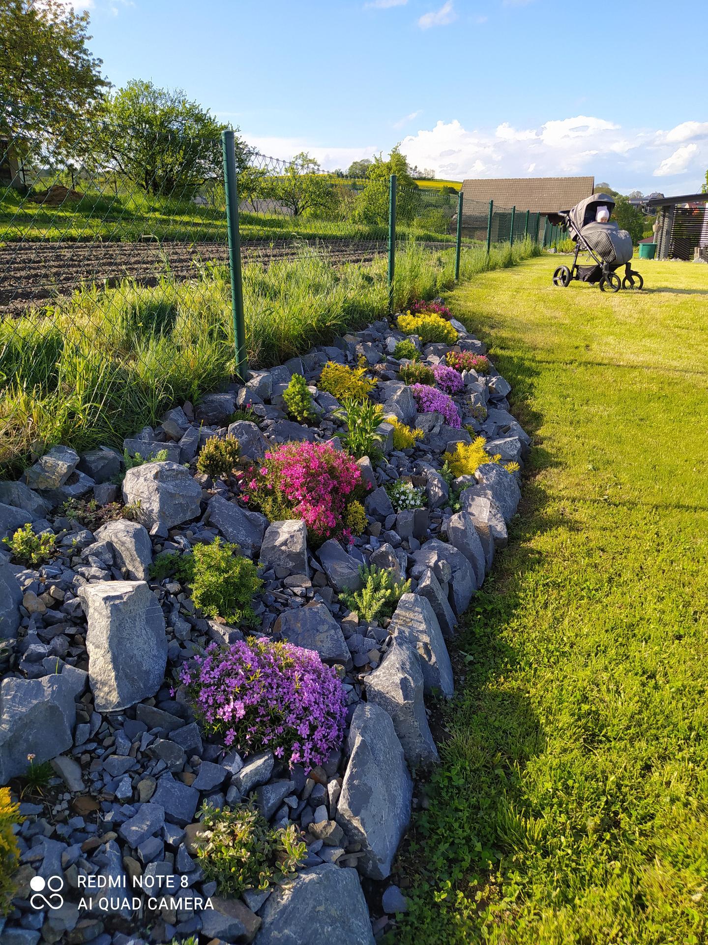 Zahrada a venkovní úpravy pokračujeme 2021 - Obrázek č. 16