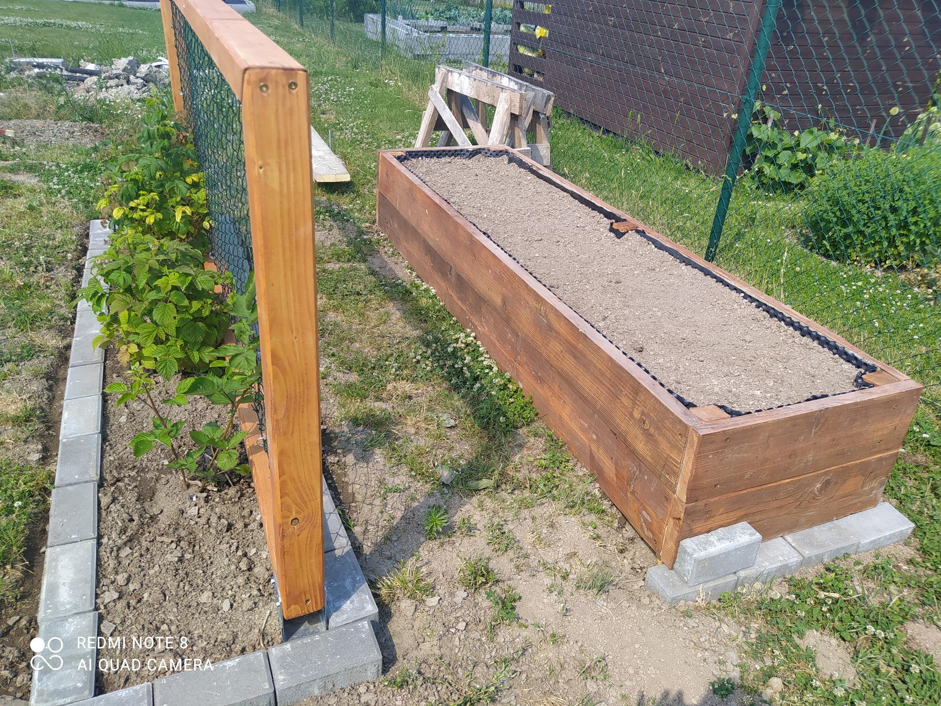 Zahrada a venkovní úpravy pokračujeme 2021 - Obrázek č. 8