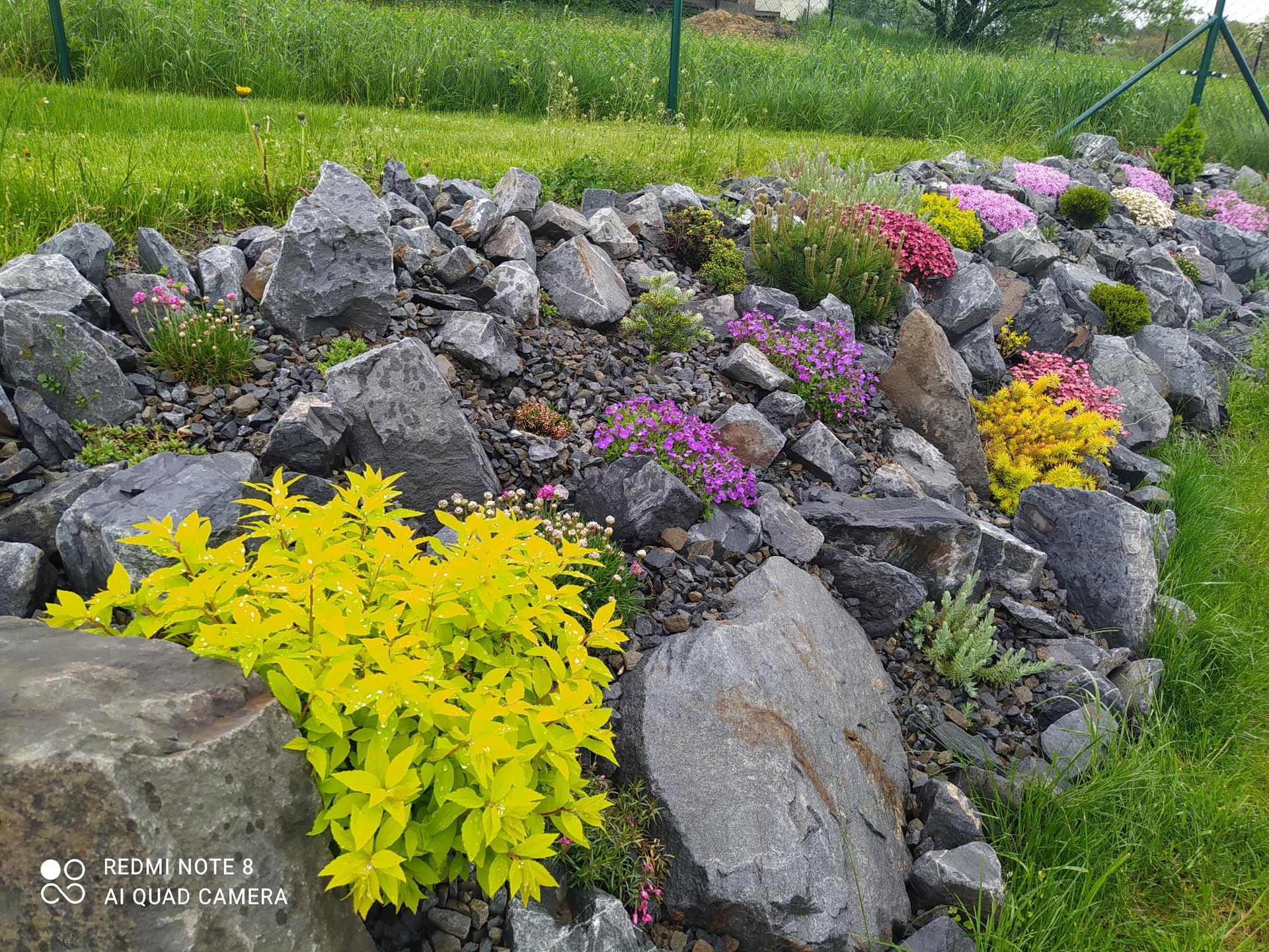 Zahrada a venkovní úpravy pokračujeme 2021 - Obrázek č. 25