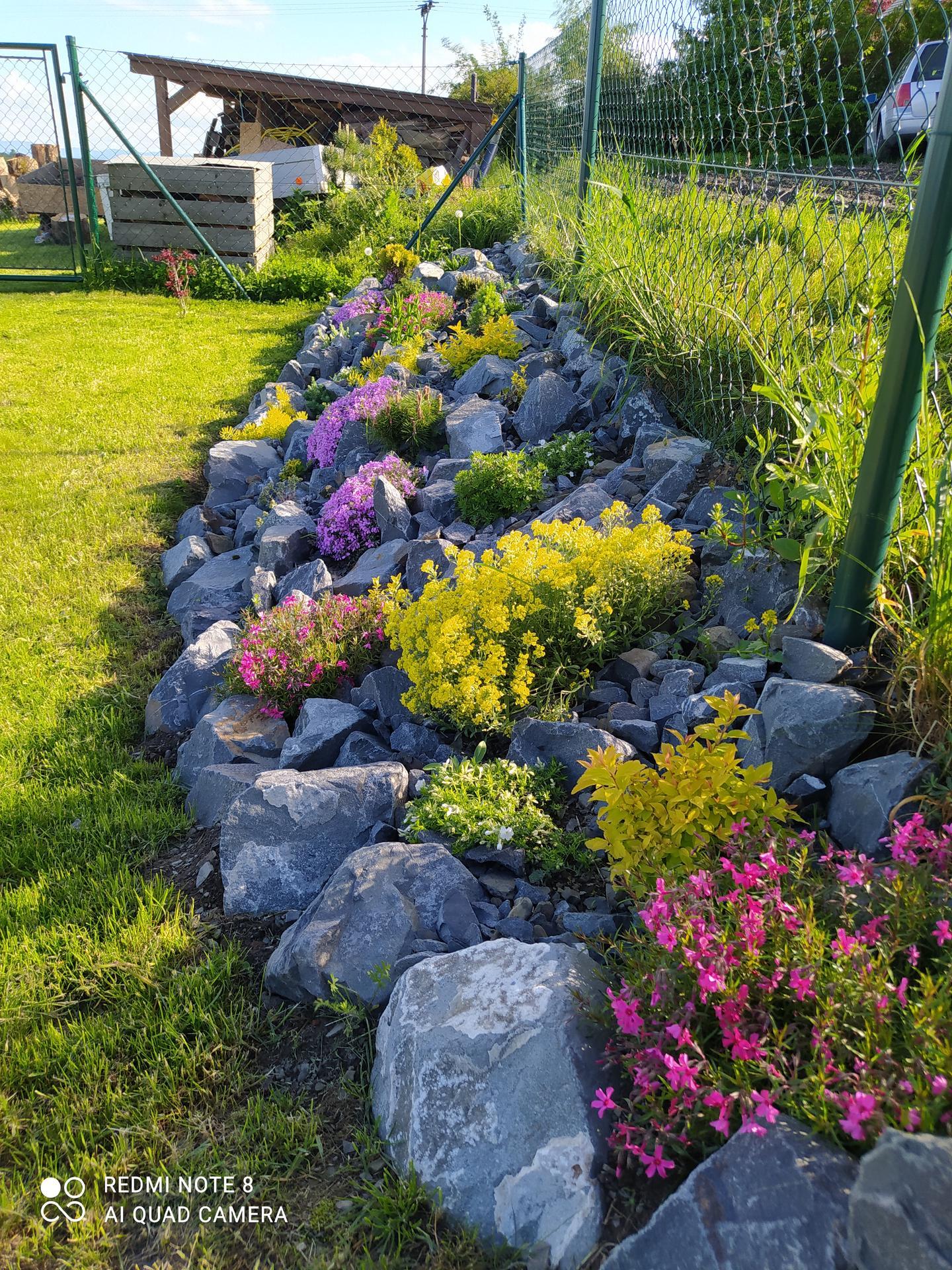 Zahrada a venkovní úpravy pokračujeme 2021 - Obrázek č. 18