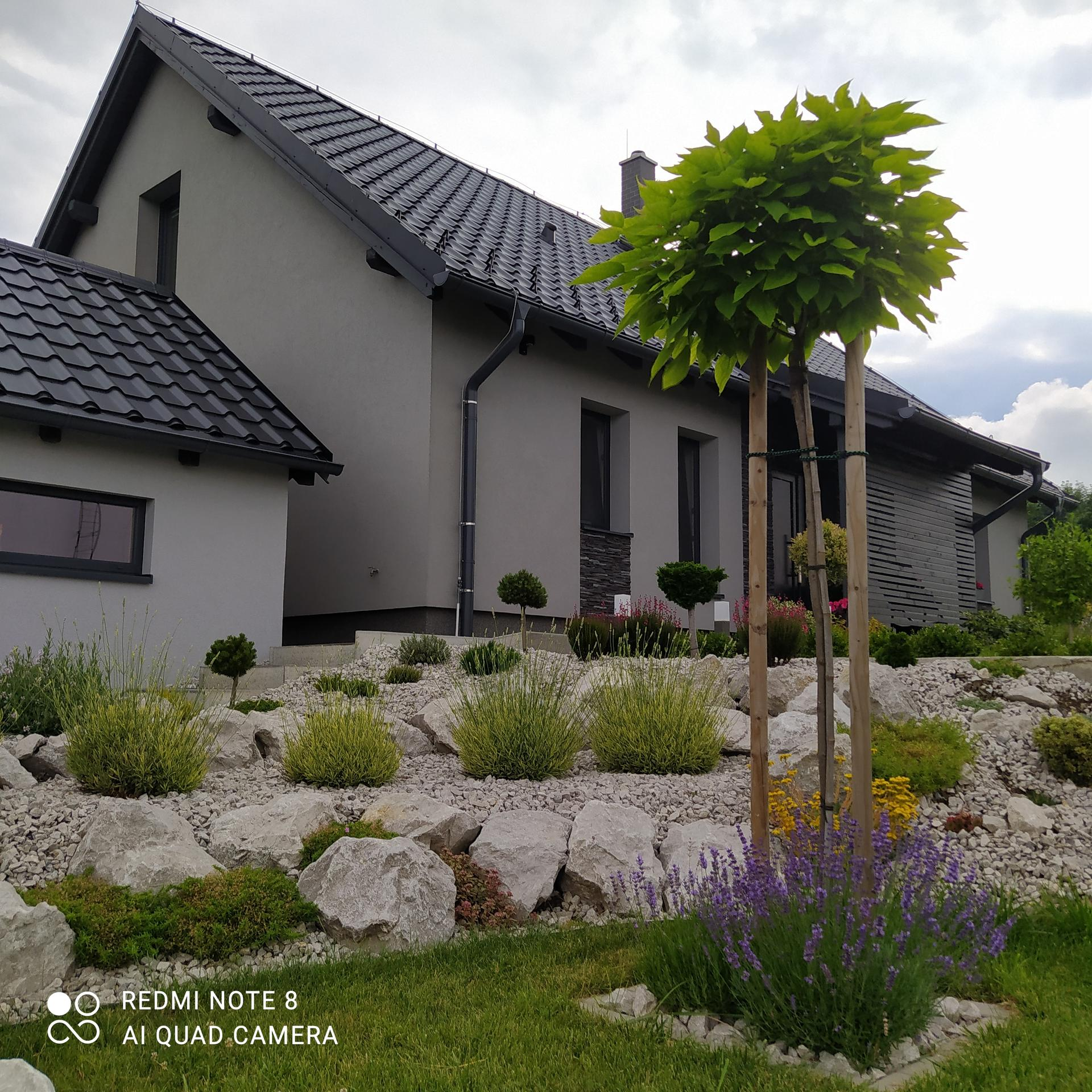 Zahrada a venkovní úpravy pokračujeme 2021 - Obrázek č. 44