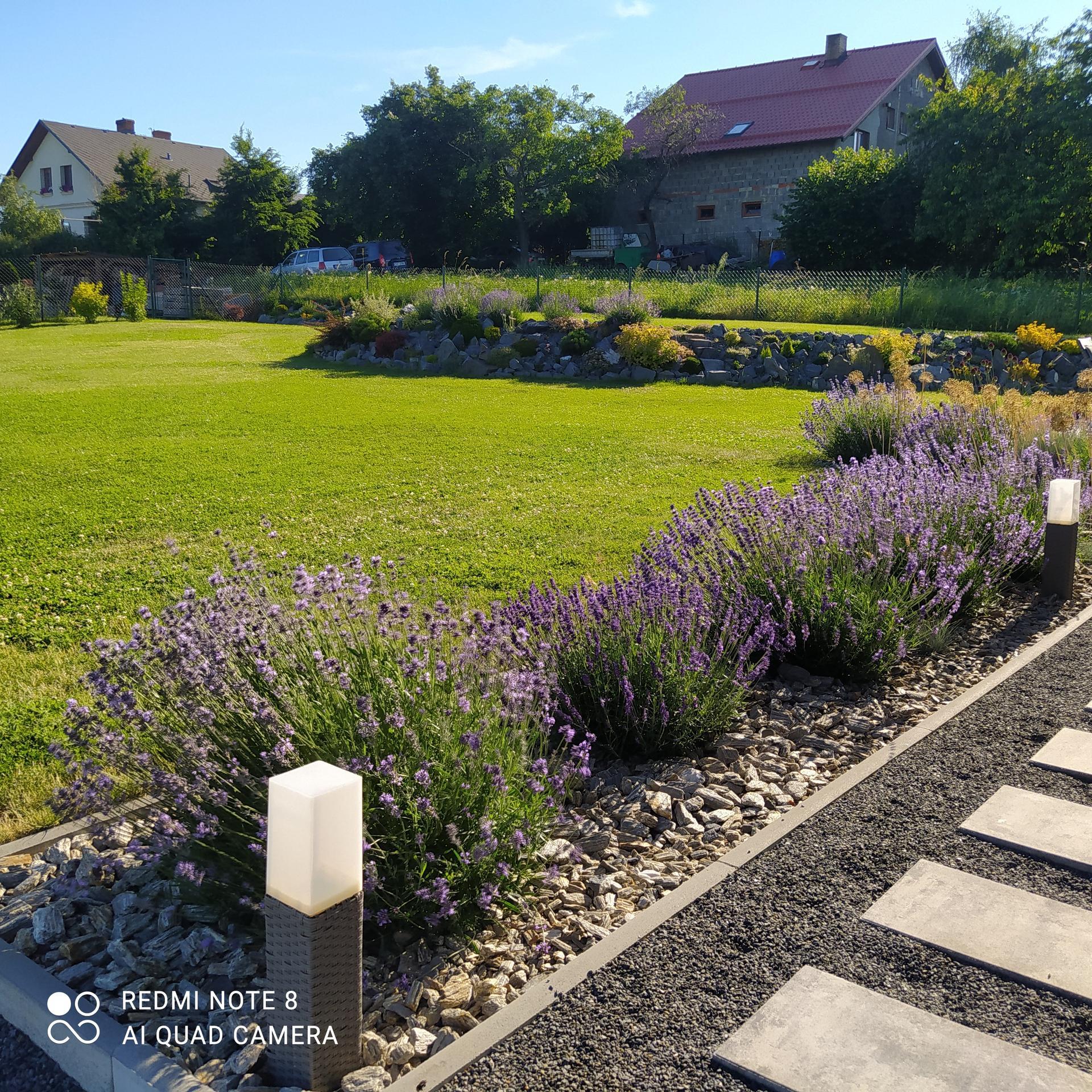 Zahrada a venkovní úpravy pokračujeme 2021 - Obrázek č. 52