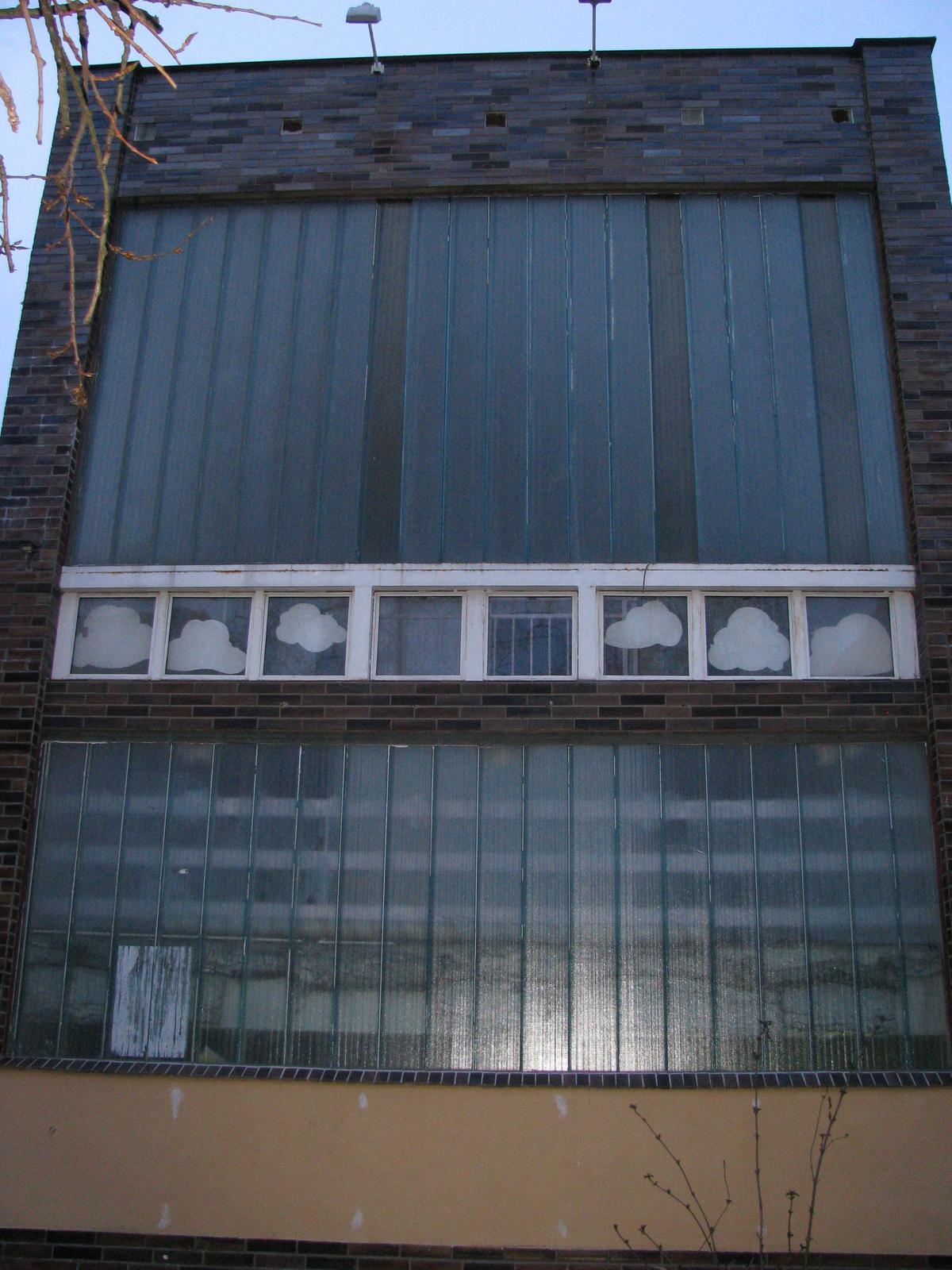Oprava prosklené stěny domu - Obrázek č. 1