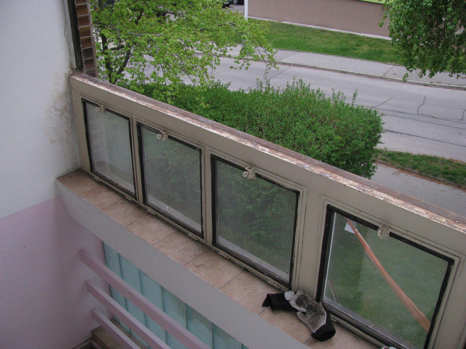 Oprava prosklené stěny domu - Obrázek č. 3