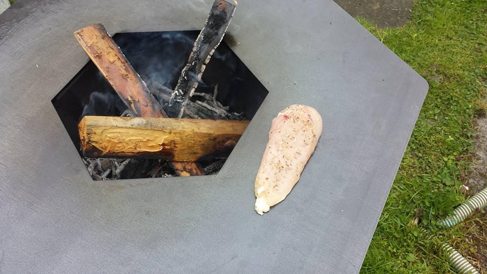 Různé... - grill trochu jinak