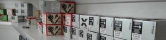 Farmárske skrutky 250 ks-box,